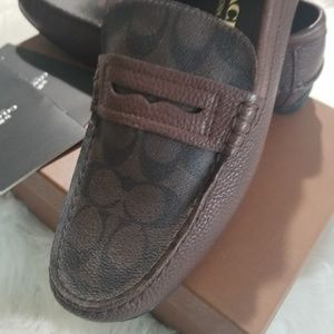 Coach Loafers *NEVER WORN*